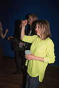 GAVIN TURK; JAY JOPLING, Sarah Lucas- Scream Daddio party hosted by Sadie Coles HQ and Gladstone Gallery at Palazzo Zeno. Venice. 6 May 2015.