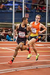Kemoy Campbell, New Balance, mens 3000m, Armory Track Invitational Indoor, Saucony