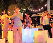 Bryan Greenberg, Odette Yustman, Dave Annable, Olivia Munn..Celebrities attend Hollywood Domino Celebrity Golf Tournament Gala during Labor Day weekend in Puerto Rico..Palomino Island, Puerto Rico, USA..Saturday, September 03, 2011..Photo By CelebrityVibe.com..To license this image please call (323) 425-4035; or .Email: CelebrityVibe@gmail.com ; .website: www.CelebrityVibe.com.**EXCLUSIVE**