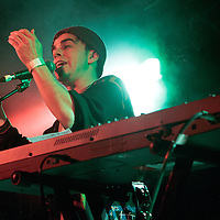Electric Guest performing at Live At Leeds, 2013-05-04