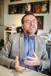 Edgar Powarczuk que é Mentor e coaching para empreender negócios e a vida. FOTO: Marcos Nagelstein/Agência Preview