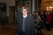 TIM TAYLOR, Opening of David Hockney ' A Bigger Picture' Royal Academy. Piccadilly. London. 17 January 2012