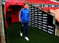 Sam Slocombe of Bristol Rovers - Mandatory by-line: Robbie Stephenson/JMP - 02/04/2018 - FOOTBALL - Highbury Stadium - Fleetwood, England - Fleetwood Town v Bristol Rovers - Sky Bet League One