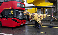 Erth's Dinosaur Zoo  <br /> Part of Southbank Centre's Imagine Children's Festival photo by Brian Jordan