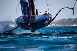 NYYC American Magic, 36th America's Cup.<br /> 27 January, 2021<br /> © Sailing Energy / American Magic