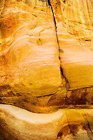 Petra is Jordan's most visited tourist attraction. al-Siq is the main entrance to the ancient city. Remains of the old water system.