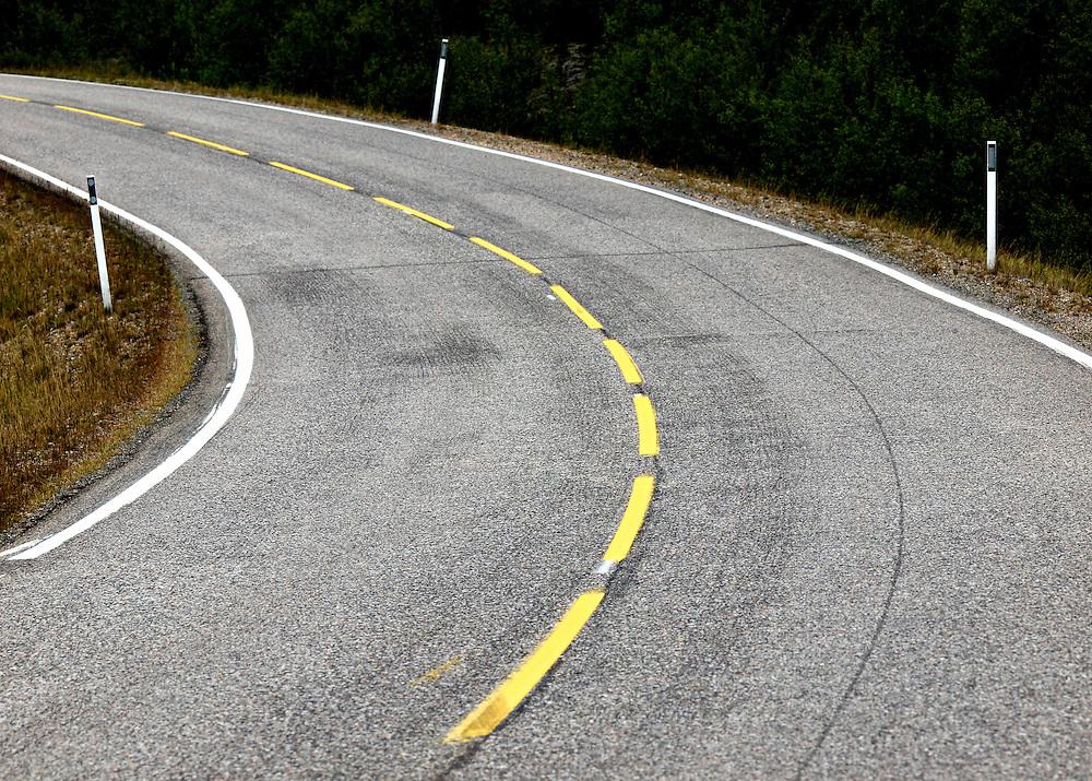 Finland Lapland - Road 93