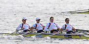 Caversham Reading. UK. GBR W4X, Bow, Debbie FLOOD, Beth RODFORD, Frances HOUGHTON and Annie VERNON. GB Rowing 2011 World Cup team announcement,  Redgrave and Pinsent Lake. Tuesday  10/05/2011.   [Mandatory Credit; Peter Spurrier/Intersport-images]