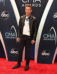 Celebrities arrive at the 52nd Annual CMA Awards at the Bridgestone Arena. 14 Nov 2018 Pictured: Dennis Quaid. Photo credit: MBS/MEGA TheMegaAgency.com +1 888 505 6342