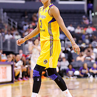 24 August 2014: Los Angeles Sparks forward/center Candace Parker (3) is seen during the Phoenix Mercury 93-68 victory over the Los Angeles Sparks, in a Conference Semi-Finals at the Staples Center, Los Angeles, California, USA.