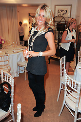 ANNA SCOLARO at a ladies lunch at Ralph Laren, Westbourne Grove, London W11 hosted by Too Many Women in Support of Breakthrough Breast Cancer on 4th October 2010.