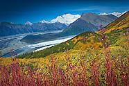 Fall Colors - Wrangell-St.Elias NP