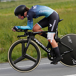KNOKKE HEIST (BEL) July 10 CYCLING: <br /> 3th Stage Baloise Belgium tour Time Trial: lIse Pluimers