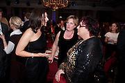 DERVLA KIRWAN;; EMMA TENNANT; CLAIRE ZOLKWER, Specsavers Crime Thriller Awards.  Award ceremony celebrating the best in crime fiction and television. <br /> Grosvenor House Hotel, Park Lane, London. 21 October 2009