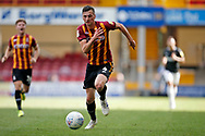 Bradford City's Paudie O'Connor(4) during the EFL Sky Bet League 2 match between Bradford City and Northampton Town at the Utilita Energy Stadium, Bradford, England on 7 September 2019.