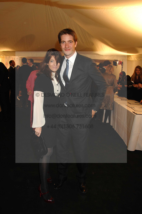KRIS THYKIER and CLAUDIA WINKLEMAN at the Berkeley Square End of Summer Ball in aid of the Prince's Trust held in Berkeley Square, London on 27th September 2007.<br /><br />NON EXCLUSIVE - WORLD RIGHTS