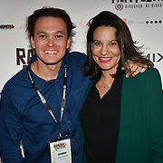 Director Casey Kauffman and wife - The Thing We Keep attend 'Souls of Totality' film at Raindance Film Festival 2018, London, UK. 30 September 2018.