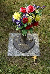 31 August 2017:   Veterans graves in Park Hill Cemetery in eastern McLean County.<br /> <br /> Savannah L Wherry Jan 31 2003