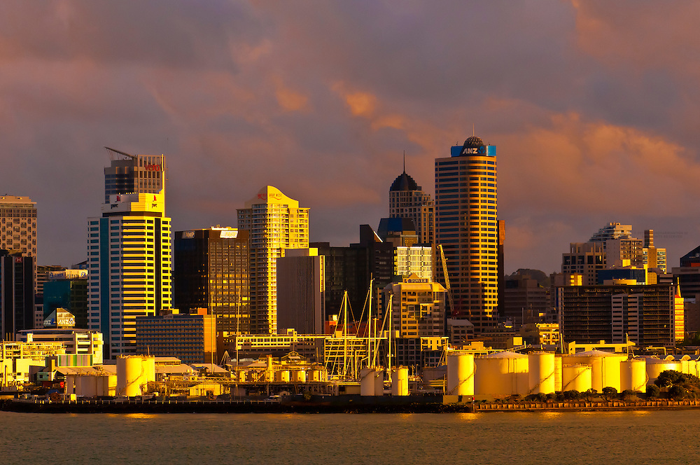 Waterfront, Auckland, New Zealand