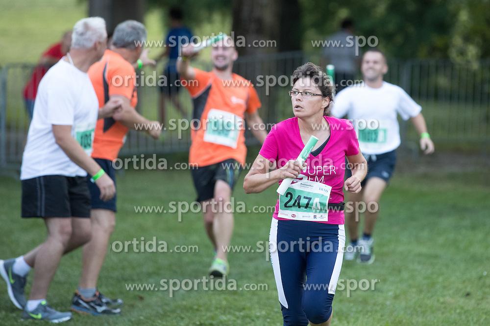 at Merkur Zavarovalnica Business Run Ljubljana in park Tivoli, on September 8, 2016 in Park Tivoli, Ljubljana, Slovenia. Photo by Matic Klansek Velej / Sportida