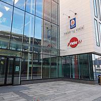 NAV kontorene i Kristiansand sentrum.