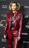 Arizona Muse at the Global Citizen Prize at the Royal Albert Hall in London 12th dec 2019 Photo by Cat morley
