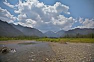 Sunlight Basin, Sunlight Creek, Abosraka Mountains, Cody Wyoming