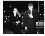 Liam Neeson and Natasha Richamedson<br />© Copyright Photograph by Dafydd Jones 66 Stockwell Park Rd. London SW9 0DA Tel 020 7733 0108 www.dafjones.com