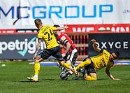 Exeter City v Southend United 170421