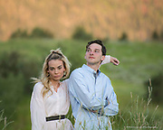 Morning Light Photography of Steamboat Springs Colorado Outdoor Family Portrait Photography