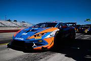 September 10-12, 2021. Lamborghini Super Trofeo, Weathertech Raceway Laguna Seca, 8 Mel Johnson, O'Gara Motorsport / USRT, Lamborghini Newport Beach, Lamborghini Huracan Super Trofeo EVO
