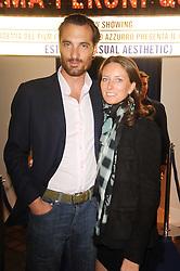 The MARCHESA & MARCHESSA FERRERO DE GUBERNATIS VENTIMIGLIA at the Launch of Peroni Nastro Azzurro Accademia del Film Wrap Party Tour held atThe Boiler House, 152 Brick Lane, London E1 on 25th August 2010.
