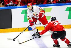Sergei Malyavko of Belarus during ice hockey match between Lithuania and Belarus at IIHF World Championship DIV. I Group A Kazakhstan 2019, on April 29, 2019 in Barys Arena, Nur-Sultan, Kazakhstan. Photo by Matic Klansek Velej / Sportida