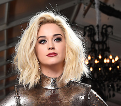 Celebrities arrive on the red carpet for the 59th Grammy Awards held at the Staples Centre in downtown Los Angeles, California. 12 Feb 2017 Pictured: Katy Perry. Photo credit: MEGA TheMegaAgency.com +1 888 505 6342