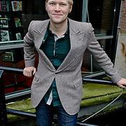 NLD/Amsterdam/20080820 - Persviewing het Schnitzelparadijs, Arent Jan Linde