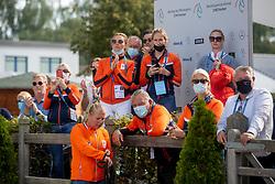 Team Netherlands<br /> CHIO Aachen 2021<br /> © Hippo Foto - Sharon Vandeput<br /> 17/09/21