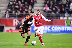 Reims vs Lorient 30 Jan 2018