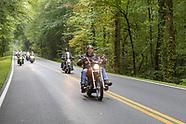 AMCA Blue Ridge Road Run Monday