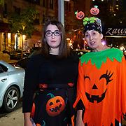 Java Girl Pumpkin Party 2018