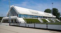ROTTEDAM   - Clubhuis, Hockeyclub Feijenoord voor Jeugdfonds Sport en Cultuur.  COPYRIGHT  KOEN SUYK