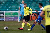 Will Collar. Eastleigh FC 1-0 Stockport County FC. Vanarama National League. Silverlake Stadium. 20.02.21
