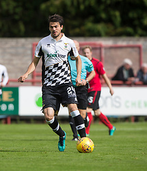 Inverness Caledonian Thistle's Charlie Trafford. Inverness Caledonian Thistle's Charlie Trafford. Brechin City 0 v 4 Inverness Caledonian Thistle, Scottish Championship game played 26/8/2017 at Brechin City's home ground Glebe Park.
