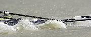 2005 Varsity Boat Race - Pre race fixtures - Putney, London., ENGLAND;.OUBC,  cox Acer nethercott, stroke. Andrew Trigg-Hodge, 7. Jason Flickinger,  6. Michael blomquist, 5. Peter Reed, 4. Joe von Maltzahn, 3. christopher Liwski, 2. Barney Williams Bow Robin Bourne-Taylor...USA/NED stroke. Josh Inman, 7. Gijs Vermeulen, 6. Sjoerd Hamburger, 5. Mark Flickinger, 4. Matt Hughes, 3. Paul Daniels, 2. Gabe Winkler, bow, Julien Romcolthoff...CUBC. Cox Peter Rudge, Stroke, Bernd Heiddickeer, 7. Tom James, 6. Steffen Buschbacher, 5. Sebastian Schulte, 4. Thomas Edwards, 3. Henry Adams, 2. Matthias Kleinz, bow, Luke Walton..Photo  Peter Spurrier. .email images@intersport-images...[Mandatory Credit Peter Spurrier/ Intersport Images] Varsity:Boat Race Rowing Course: River Thames, Championship course, Putney to Mortlake 4.25 Miles, Clash of Blades Oars
