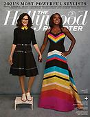 May 05, 2021 - US: Elizabeth Stewart & Viola Davis Cover The Hollywood Reporter
