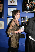 Tamsin Greig, Royal Academy Annual Dinner. Piccadilly. London. 5 June 2007.  -DO NOT ARCHIVE-© Copyright Photograph by Dafydd Jones. 248 Clapham Rd. London SW9 0PZ. Tel 0207 820 0771. www.dafjones.com.