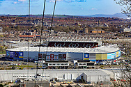 General view of the outside of the Cardiff City Stadium stadium ahead of the UEFA European 2020 Qualifier match between Wales and Slovakia at the Cardiff City Stadium, Cardiff, Wales on 24 March 2019.