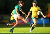 Rugby Union - 2017 Women's Rugby World Cup (WRWC) - Pool C: Ireland vs. Australia<br /> <br /> Ireland's Nora Stapleton in action, at the UCD Bowl, Dublin.<br /> <br /> COLORSPORT/KEN SUTTON