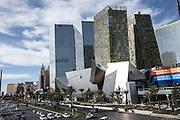 CityCenter shopping development on the Las Vegas Strip February 23, 2012 in Paradise, Nevada.