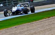 2012 British F3 International Series.Donington Park, Leicestershire, UK.27th - 30th September 2012.Ruper Svendsen-Cook, Double R Racing..World Copyright: Jamey Price/LAT Photographic.ref: Digital Image Donington_F3-18315