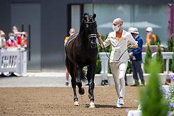 Minderhoud Hans Peter, NED, Glock's Dream Boy N.O.P, 152<br /> Olympic Games Tokyo 2021<br /> © Hippo Foto - Dirk Caremans<br /> 23/07/2021